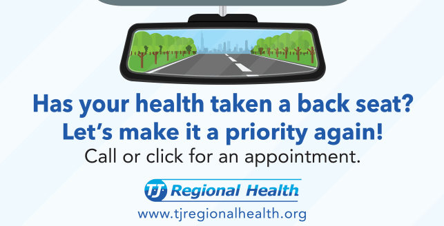 Make your health a priority!