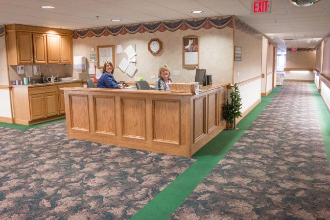 Country Gardens Nursing Station