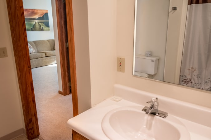 Country Bay Village Bathroom