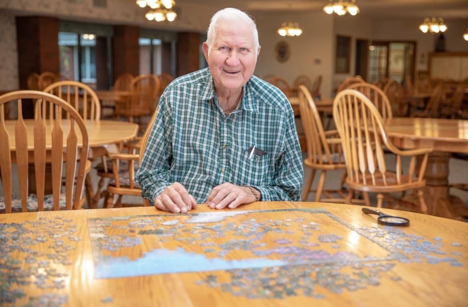 Scheurer | Senior Living - Joe Burzynski