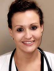 Photo of nurse practitioner Kayla Meister