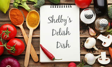 Shelby's Delish Dish from Shelby Moose, Registered Dietitian at Crossing Rivers Health