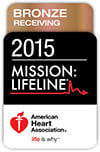 Mission: Lifeline Bronze Quality Achievement award