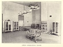 1907 Ames Operating Room