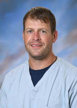 Brent Stover, CRNA
