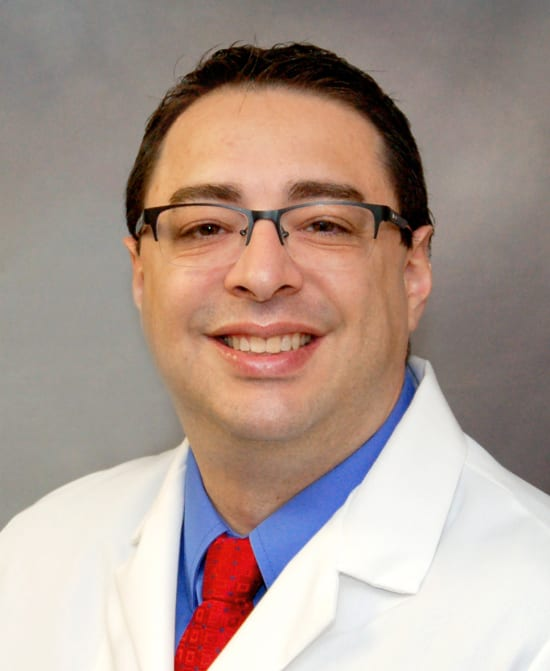 Lake Regional Orthopedic Surgeon Eric Varboncouer, M.D.