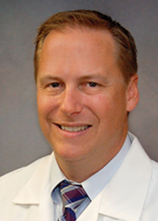 Lake Regional Orthopedic Surgeon Ryan Morris, D.O.