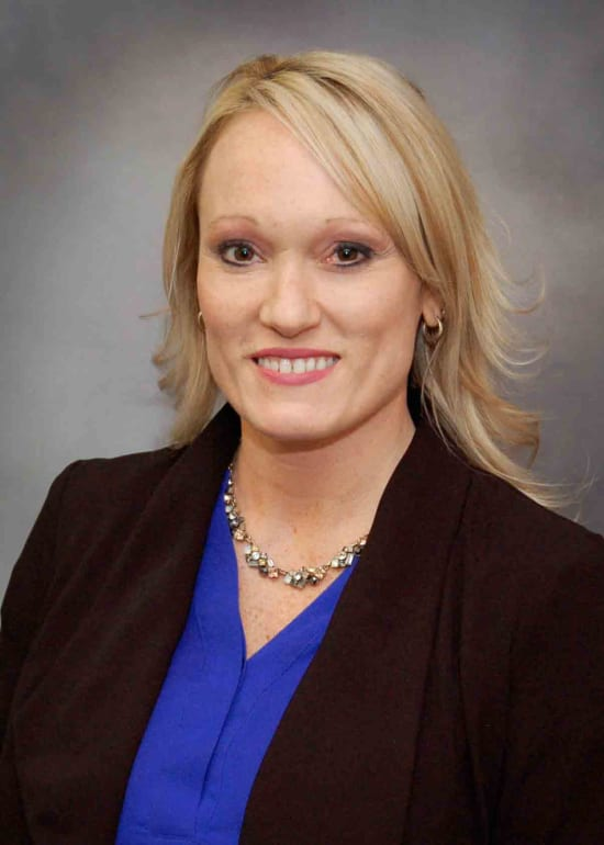 Amy Prater, R.N., clinic manager of Lake Regional Clinic – Osage Beach