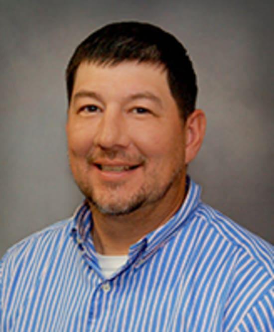 Dan Canales, Lake Regional Diagnostic Imaging department manager
