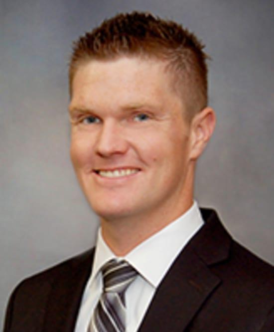 John Appleby, director of Orthopedic Services