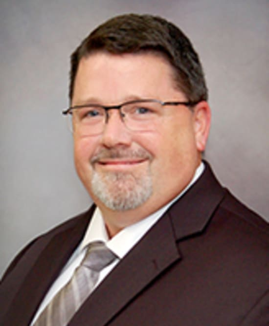 Mike Dow, PharmD, director of Ancillary Services