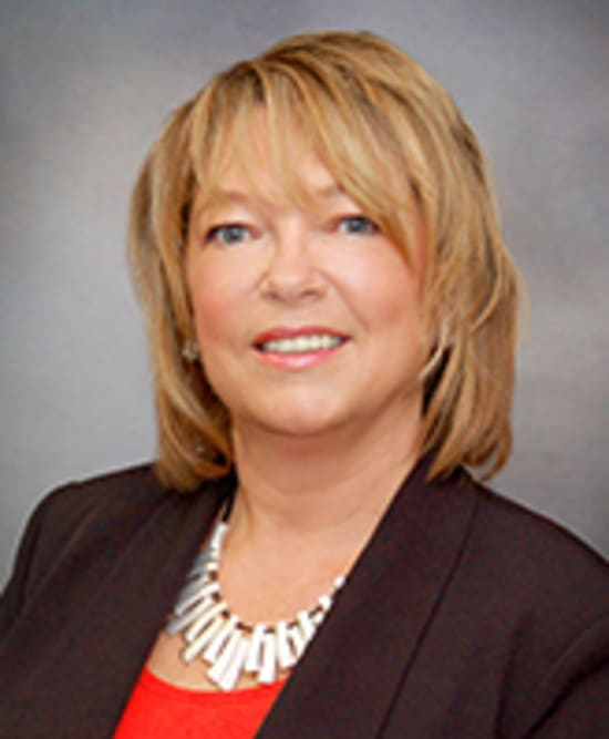 Mary Lou Gamm, RNC-OB, director of Women's and Children's Services