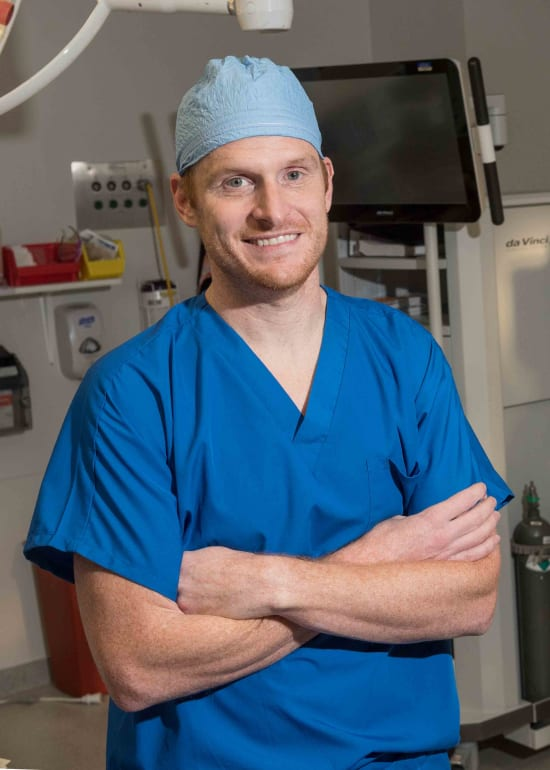 Lake Regional Urologist Eric McQueary, D.O.