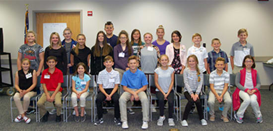 The 2018 Lake Regional Health System Career Camp participants