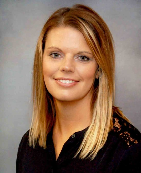 Lake Regional Clinic Manager Ashley Kober