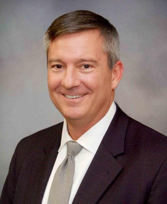 Dane W. Henry, CEO of Lake Regional Health System