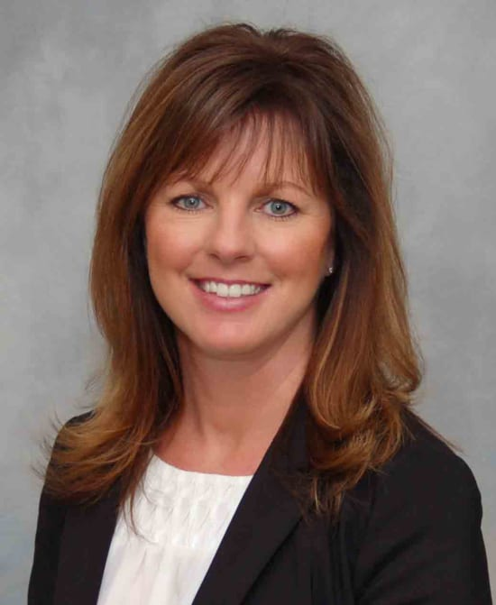 Melissa Hunter, R.N., MSN, senior vice president of Clinical Services and chief nursing officer
