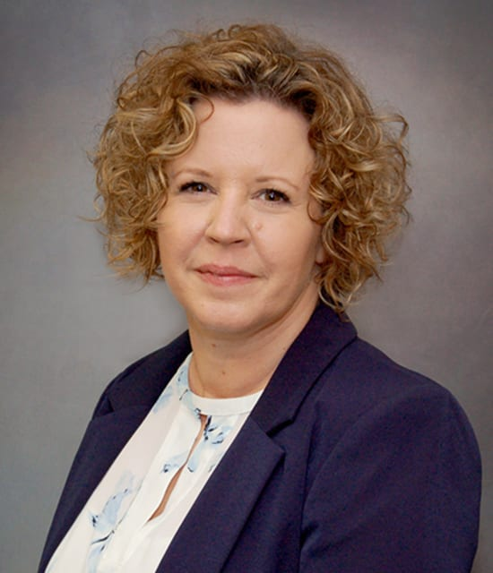 Angela Humphreys, R.N., BSN, CPHQ, LSSBB, director of Quality