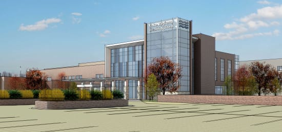 The planned 40,000-square-foot tower will house a new Cardiac Institute and expanded Cancer Center.