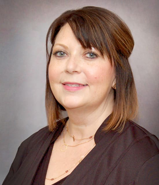Lori Jones, clinic manager of Lake Regional Clinic - Laurie