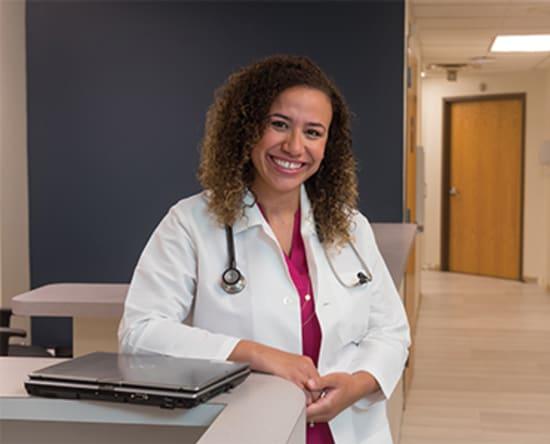 Pediatrician Kimber Guinn, D.O.
