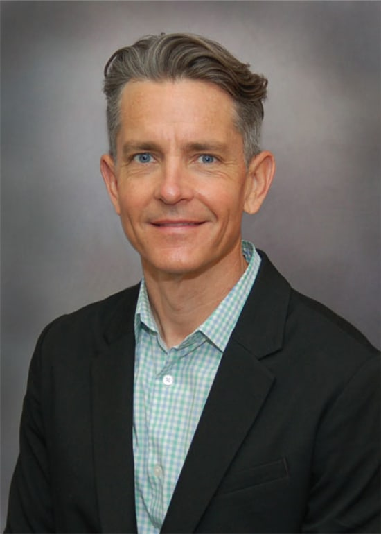 Jeff Robbins, M.S., CPXP, director of Cardiology Services