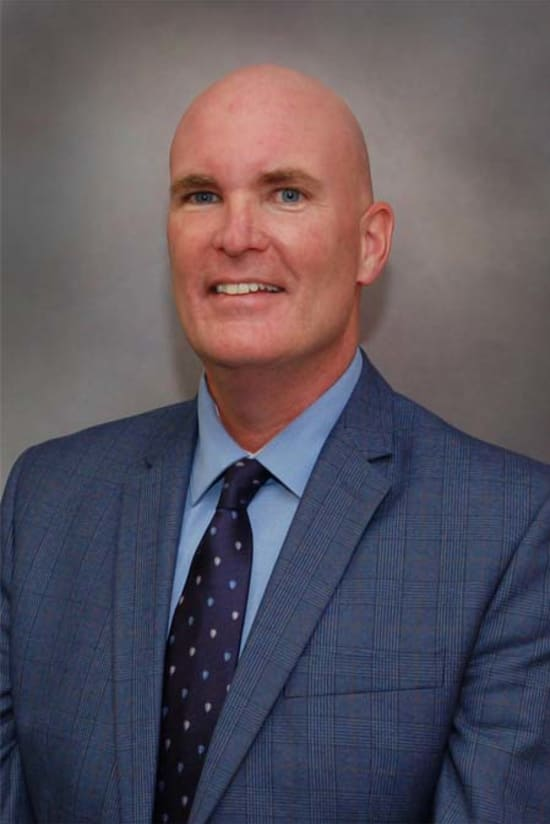 Todd Bailey, director of neurosciences