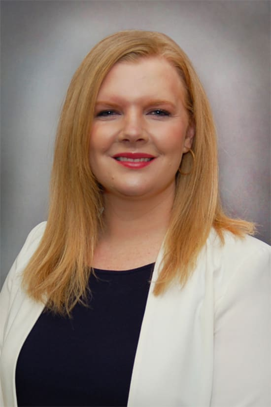 Mariah Swinker, R.N., BSN, director of Home Health and Hospice