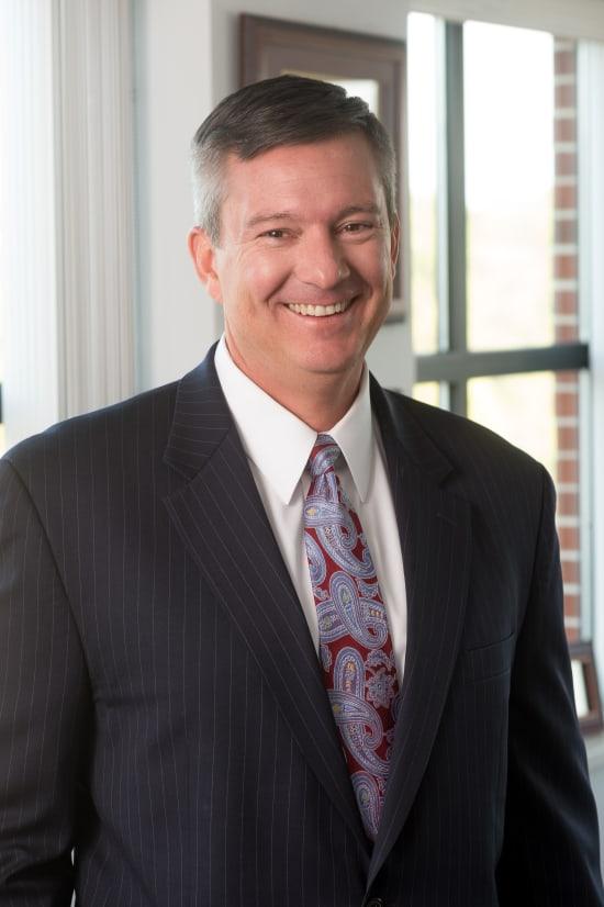 Lake Regional Health System CEO Dane W. Henry, FACHE