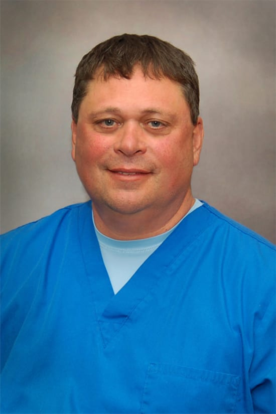 Shawn Andreasen, R.N., Emergency Department director