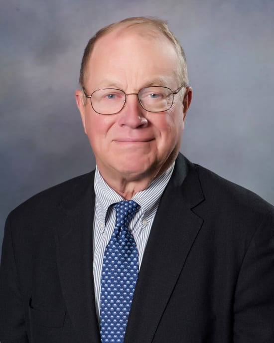 Robert Schwendinger has retired from the Lake Regional Health System Board of Directors after 45 years of service.