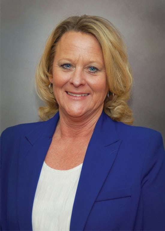 Dana Berhorst, LMSW, manager of operations for Home Health and Hospice
