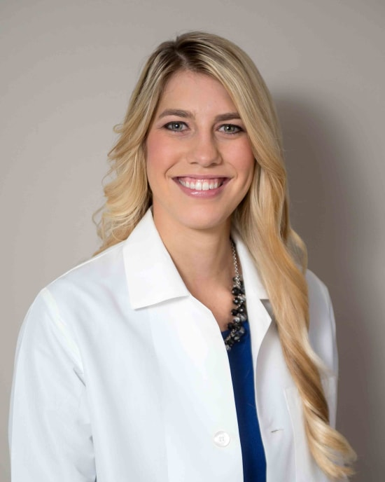 Tilly Schmidt, DNP, APRN, WHNP-BC, cares for patients at Lake Regional Obstetrics & Gynecology.
