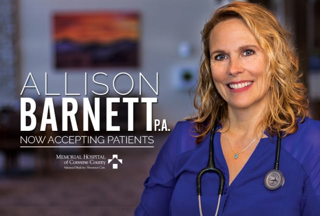 Allison Barnett, PA, now accepting patients