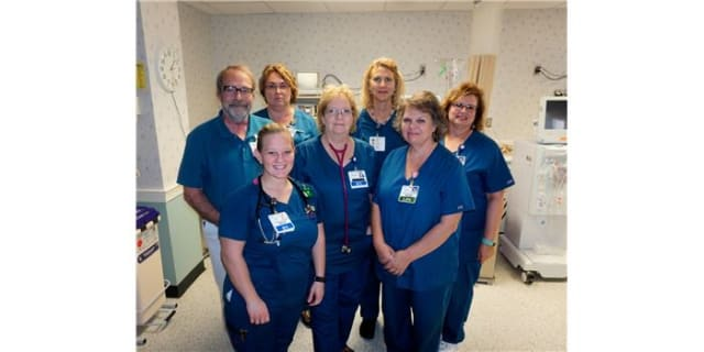 Nephrology nurses
