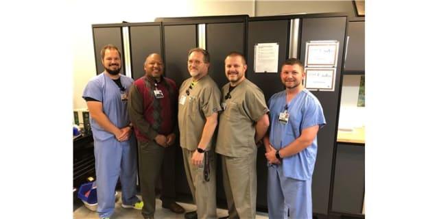 IHS Biomed Staff
