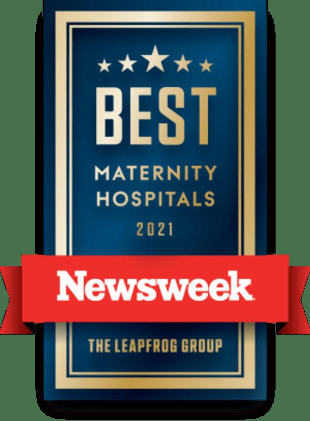 Newsweek 2021 Best Maternity Hospital