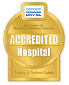 DNV GL Healthcare Accredidation