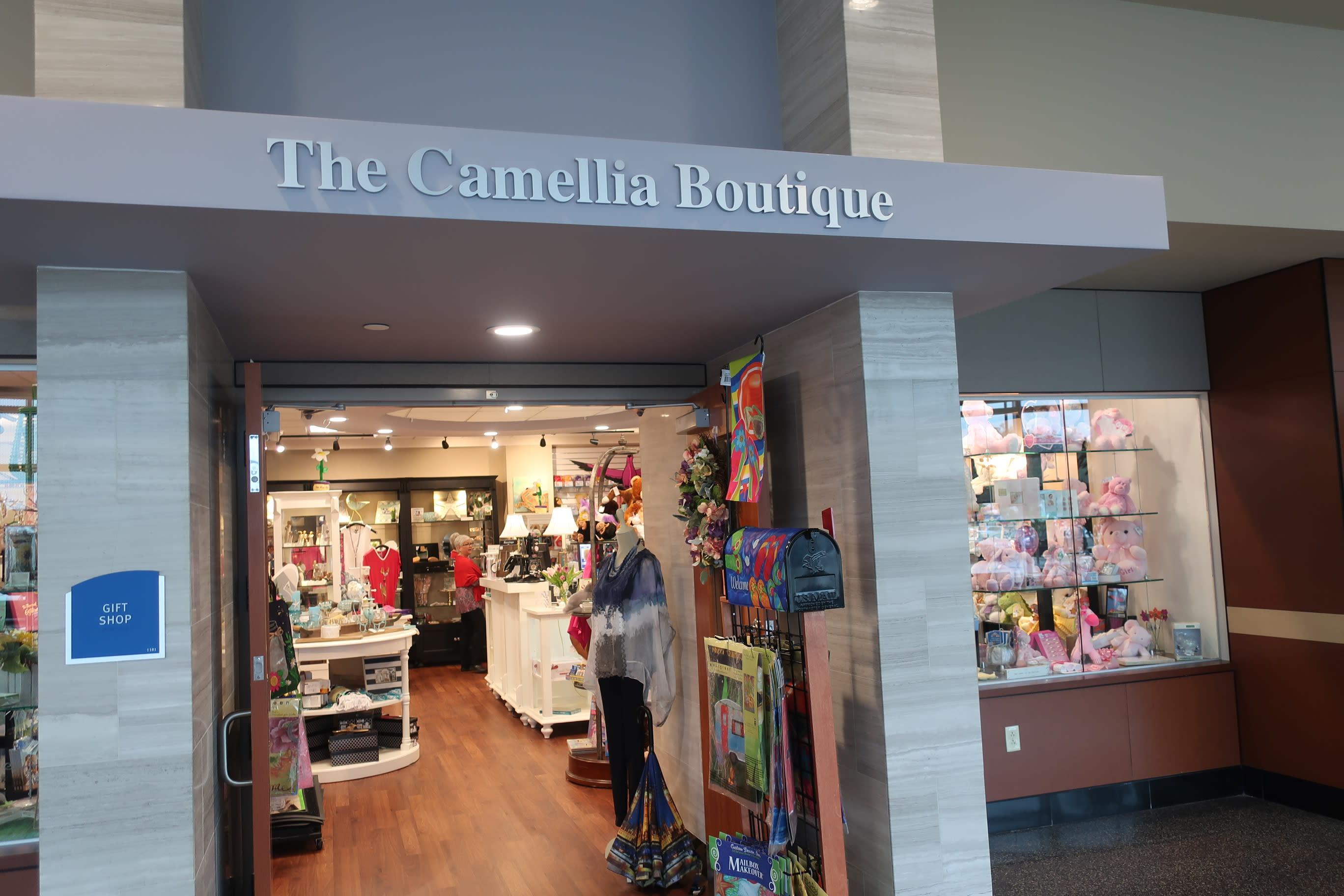 Camellia Boutique Gift Shop