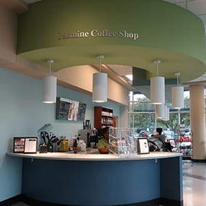 Jasmine Coffee shop