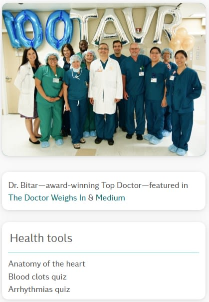 Emanate Health tools