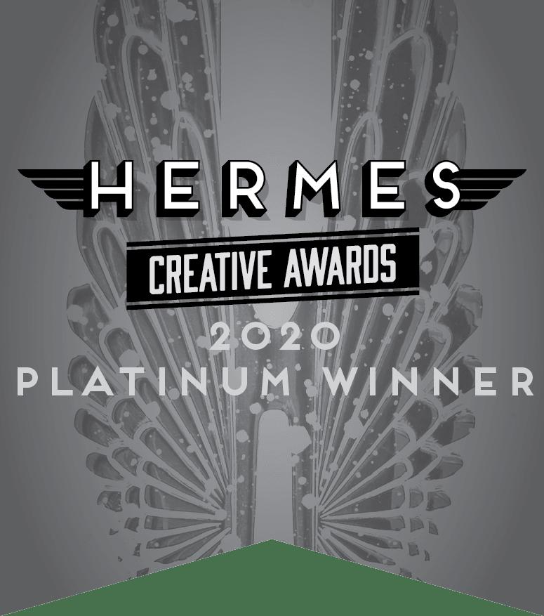 Hermes Creative Awards 2020 Platinum Awards
