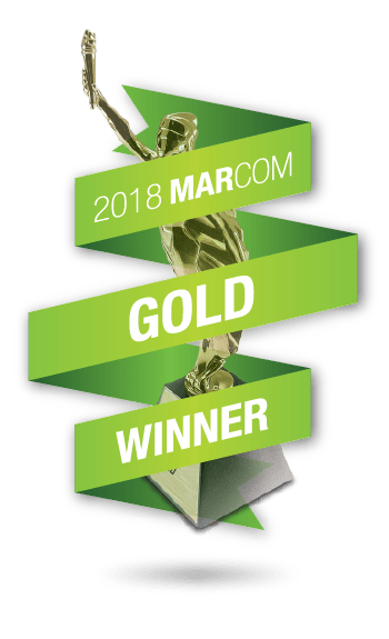 2018 MarCom Gold Winner