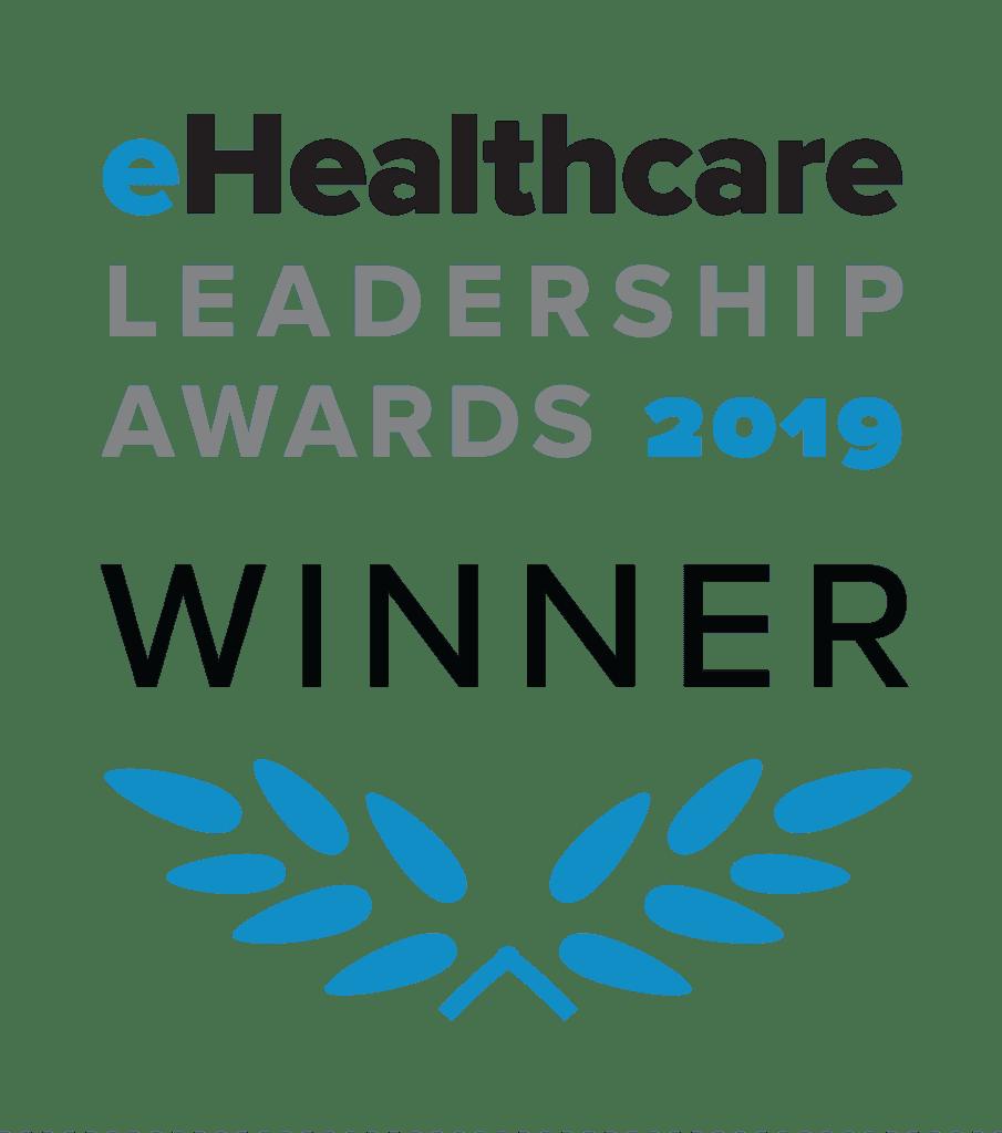 eHealthcare Leadership Awards 2019 Winner