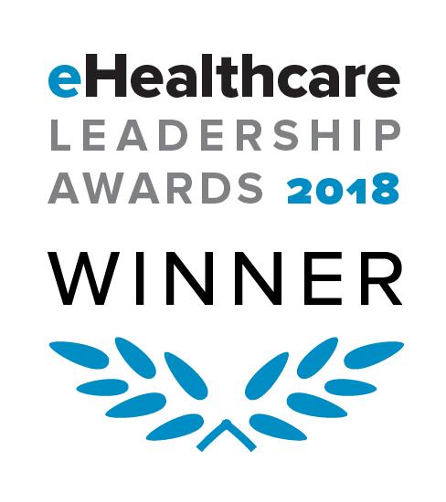 eHealthcare Leadership Awards 2018 Winner