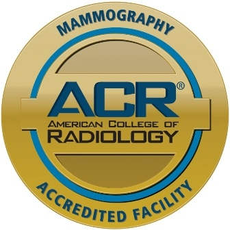 ACR American College of Radiology Mammography Accredited Facility