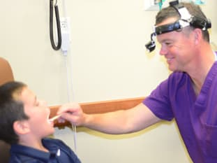 Dr Timothy King Treatment For Ear Nose Throat Head And Neck At Crossing Rivers Health Center For Specialty Care In Prairie Du Chien Wisconsin