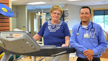 Supervised Exercise Therapy For Copd At Crossing Rivers Health In Prairie Du Chien Wisconsin