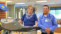 Patient Story Joan Kohlhaas Cardiac Rehab For COPD At Crossing Rivers Health In Prairie Du Chien Wisconsin