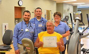 Darryl Wieneke Crossing Rivers Health Cardiac Rehab In Prairie Du Chien Wisconsin